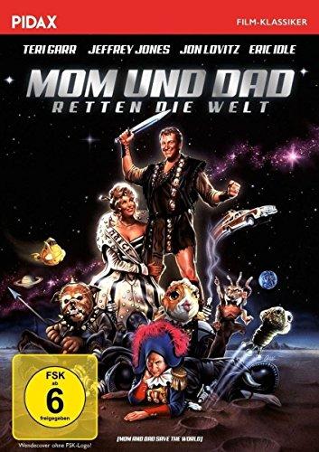 Idle Kostüm Hands - Mom und Dad retten die Welt (Pidax Film-Klassiker) [DVD]