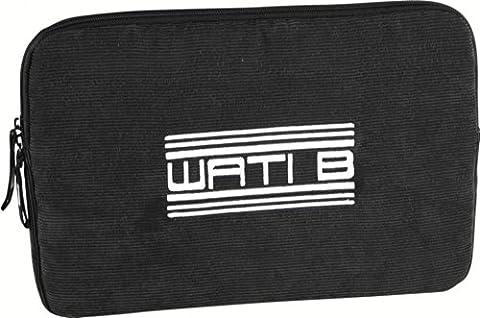 Wati B 313398°C Case Cover 1L, Multi-Coloured (White/Black)
