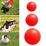 Xizi Unzerstörbar Solide Gummi Ball Haustier Hund Spielzeug Ausbildung Chew Spielen Holen Biss Spielzeug