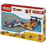 Engino - Set Inventor Basic, 12 modelos, juego de construcción (1220)