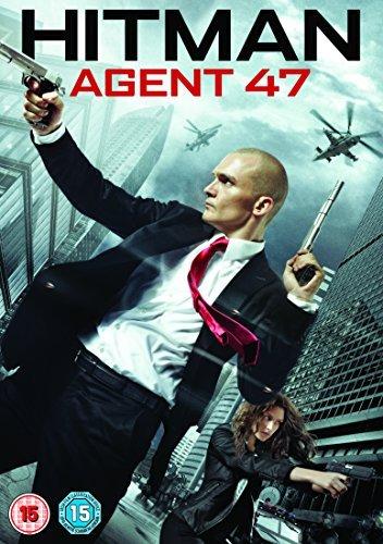 Hitman: Agent 47 [DVD] [2015] by Rupert Friend