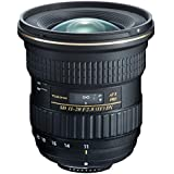 Tokina at-X Pro 11-20mm F2.8 Pro DX Lens for Nikon with Hood (Black)