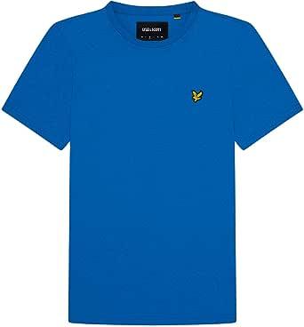 Lyle and Scott Men Men's Plain T-Shirt - Cotton