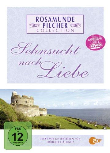 Rosamunde Pilcher Collection 10: Sehnsucht nach Liebe (3 DVDs)