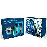 Biotherm Blue Therapy Set de Crema de Día, Serum Reparador y Serum de Noche - 70 ml