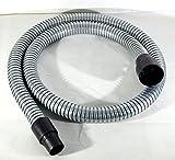 Metallschlauch von Lavorwash zum Austauschen für den Staubsauger und Aschesauger 6.205.0177, 1,5 m