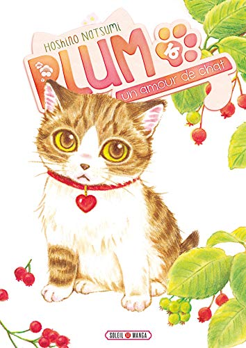 Plum, un amour de chat Edition simple Tome 16