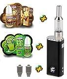 Premium Geschenkset iStick Starterset E-Zigarette i Stick Elektro Zigarette Komplettset SC 1:1 identisch Eleaf mit Edel-Sorten Liquid von American Stars