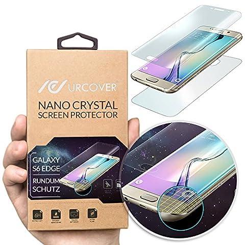 Original Urcover Nano Crystal 6H Anti Shock Screenprotector für Samsung