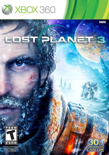 Lost Planet 3 Microsoft XBOX 360 NEW Game (Planet 360 3 Lost Xbox)
