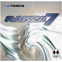 Yasaka Rakza 7Raqueta de ping pong, negro