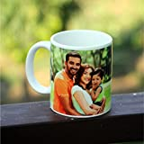 #6: Indiano Customized Photo Mugs, Slogan Mugs And Gifts (325 Ml) Coffee Mug, Valentine Gifts, Anniversary Gifts, Birthday Gifts, Personalize Gifts