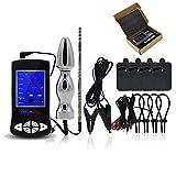YTPB Download Elektro-Massagegerät, elektrische Massage-Kit Portable Edelstahl Verwenden Sie Auto und Home-Office-Geschenk für Familie