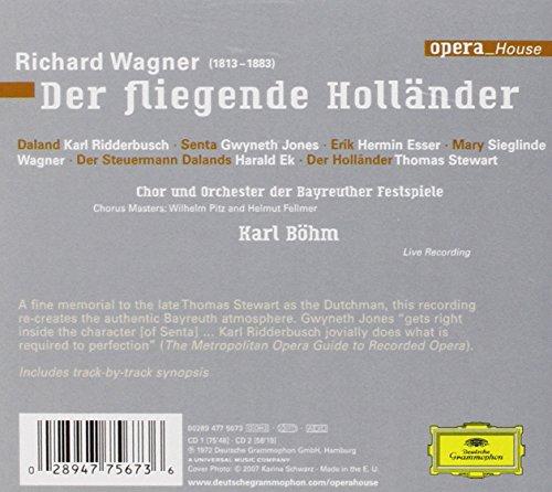 """Le Vaisseau Fantôme (""""Der fliegende Holländer"""")"""