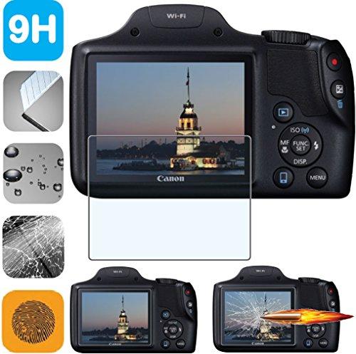 <Guarmor> > HD Premium Hartglas-Displayschutz für Canon PowerShot SX530HS SX530 HS/SX - 530 -
