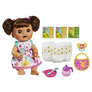 Baby Alive Real Surprises Baby Doll by Baby Alive TOY (English Manual)