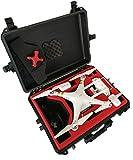 Koffer / Transportkoffer von MC CASES passend für DJI Phantom 3 Professional und Advanced mit Platz für 6 Akkus - 2