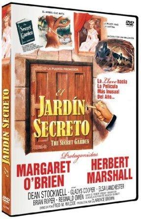 Der geheime Garten / The Secret Garden (1949) ( ) [ Spanische Import ]
