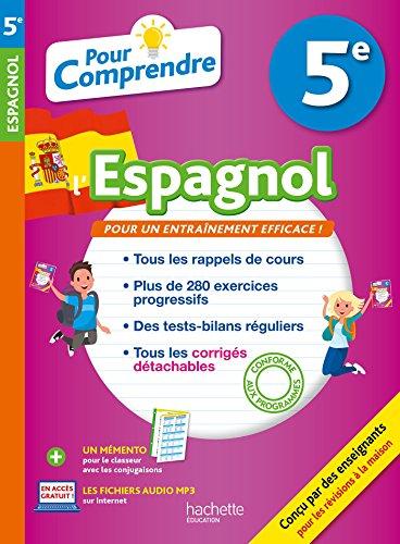 Pour Comprendre Espagnol 5E par Marie Ange Richiero, Carmen Acosta Luna
