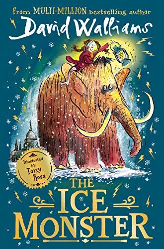 The Ice Monster par David Walliams