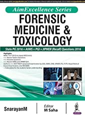 AimExcellence Series: Forensic Medicine & Toxicology (PGMEE)