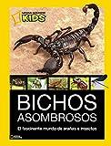 Bichos Asombrosos: El fascinante mundo de arañas e insectos (NG KIDS)