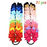 Best Rings For Teen Girls - Tinksky Hair Ties Rope Ring Hairbands Bands Headbands Review
