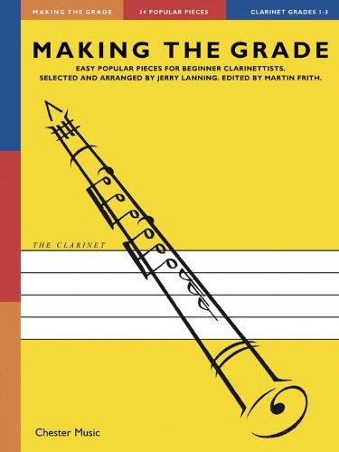 making-the-grade-grades-1-3-clarinet-partituras-para-clarinete-acompanamiento-de-piano