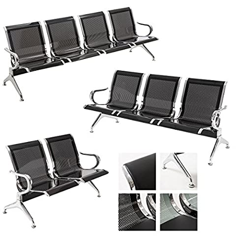 CLP Waiting Bench AIRPORT, seat bench with max. capacity 800