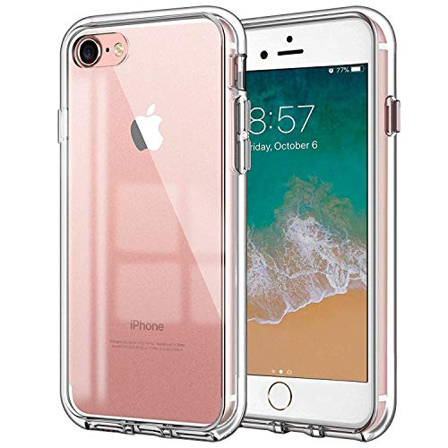 iPhone 6s und iPhone 6, HD [Stoßfestes Telefongehäuse] - Anti-Scratch Bumper-Gel & schützende Hülle / Case [Silikon TPU] + [Stylus Touchstift] - iPhone 6 & 6s Handyhülle ()