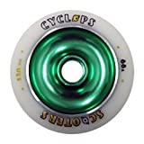 CYCLOPS SCOOTERS Wheel - 110Mm Green Whi...