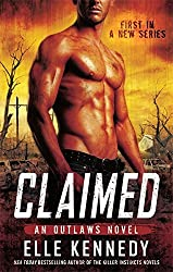 Claimed (Outlaws) by Elle Kennedy (2015-11-05)