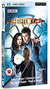 Doctor Who - The New Series: 4 - Volume 1 [UMD Mini for PSP]