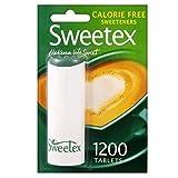 Sweetex Kalorienfreie Süßstoffe 1200 Pro Packung