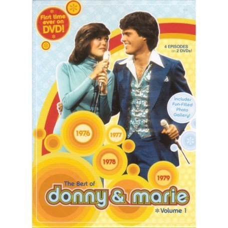 Donny And Marie Osmond: The Best Of - Volume 1 [DVD]