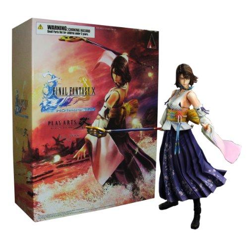 Import Europe - Final Fantasy X Figure: HD Remaster Yuna Play Arts Kai