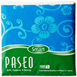 #5: Paseo Tissues Smart Serviettes - 100 Pieces