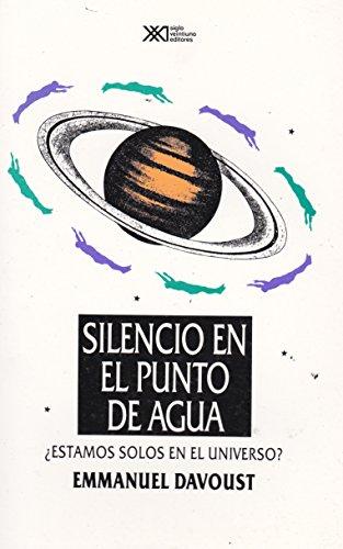 Silencio en el punto de agua: ¿Estamos solos en el universo?