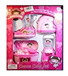 Tickles Pink Home Apppliances Set for Kids 3 Years Plus