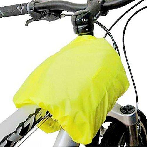 MaMaison007 Montaña carrera bicicleta asiento Pack Bolsa sillín Pannier posterior cubierta de la lluvia
