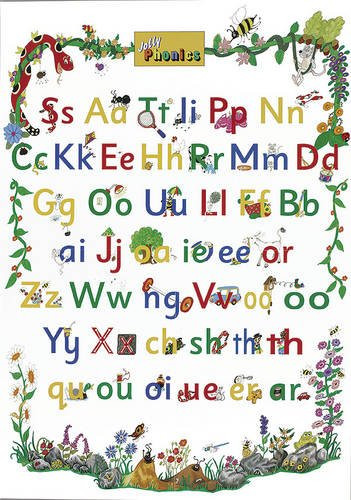 PDF Free] Jolly Phonics Letter Sound Poster: in Print