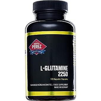 Amando Perez L-Glutamin