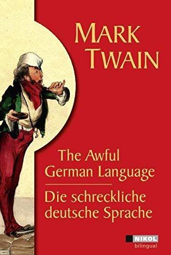 The Awful German Language