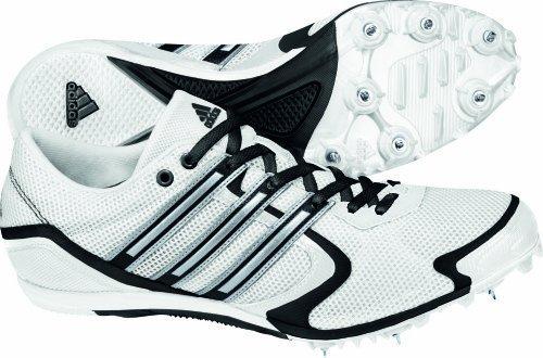 Adidas Edge (adidas Spikes EDGE ARRIBA W (running white/metalli)