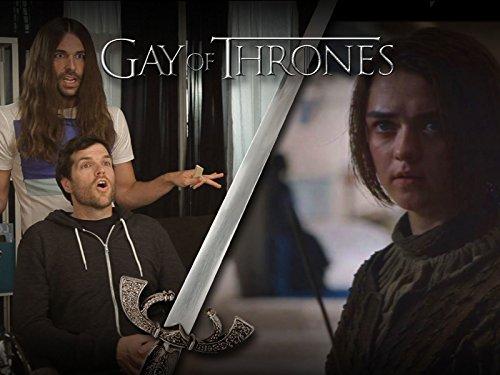 Gay Of Thrones S5 EP  2  Recap: White House|Black Market