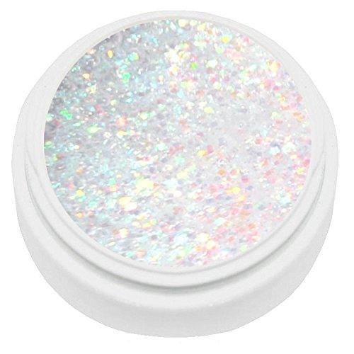 KM-Nails - Gel de purpurina para uñas