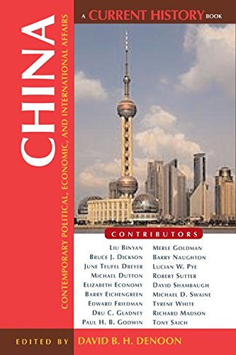 china-contemporary-political-economic-and-international-affairs-current-history