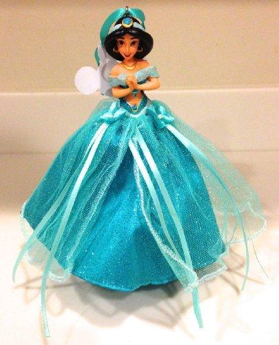 Disney Parks Figur Jasmin Gewand Christmas Holiday Ornament New