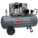 Airpress® oelgeschmierter pressione compressore d' aria HK 700–300(4KW, 11Bar, 270L Kessel, 400Volt) Grande Pistone del compressore