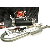Turbo Kit Quad ATV Tubo de escape para Kymco Kxr 250 Deportes, Mxu 250 (R S), 30
